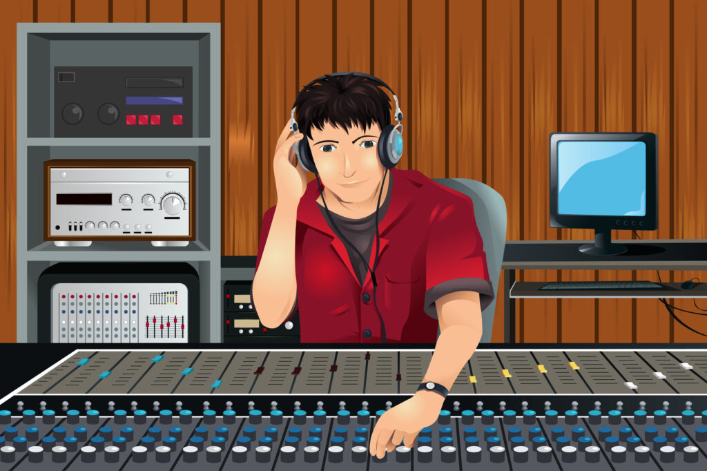 how to get into the music industry